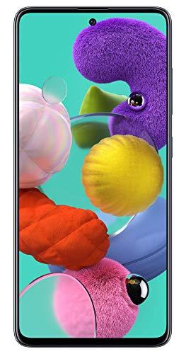 41UgMA3HF L - Samsung Galaxy A51 (Black, 6GB RAM, 128GB Storage) with No Cost EMI/Additional Exchange Offers
