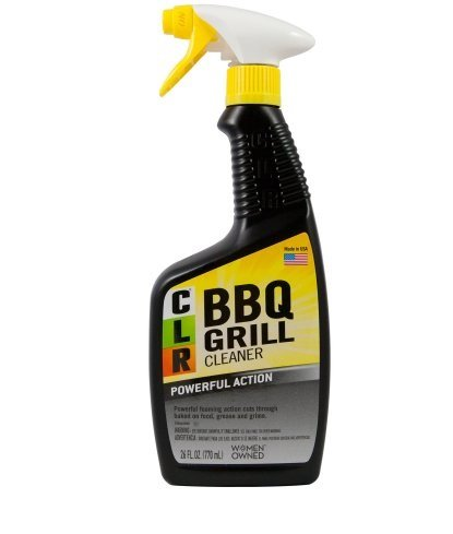 CLR BBQ Grill Cleaner, 26 oz