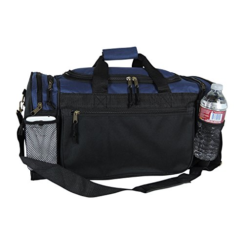 DALIX-19-Gym-Duffel-Bag-with-Water-Bottle-Valuables-Soft-Side-Pockets