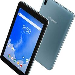 7-Inch Tablet Android 9.0-Winnovo T7 Tablet PC 2GB RAM 16GB ROM Quad Core Processor HD IPS Display Dual Band WiFi GPS FM BT4.0 Netfix YouTube Metal Middle Frame (Blue)