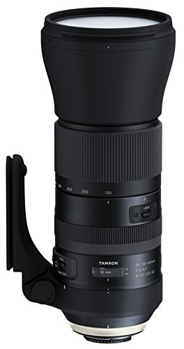 TAMRON SUPER ZOOM LENS SP 150-600mm F5-6.3 Di VC USD G2 FOR NIKON FULL SIZE A022N