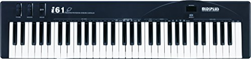 midiplus 61-Key MIDI Keyboard Controller (i61)