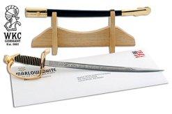 USMC NCO Mini Sword Letter Opener