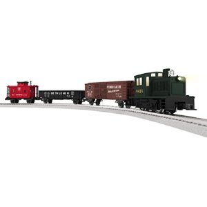 Lionel Junction Pennsylvania Diesel Train Set – O-Gauge 41V6WVEFG1L