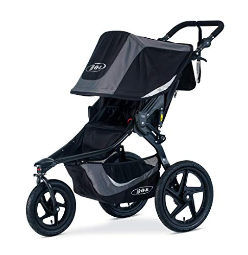 BOB Revolution Flex 3.0 Jogging Stroller, Graphite Black