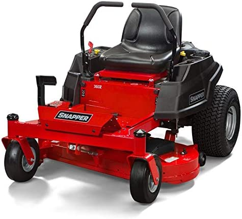 Snapper 2691402 360z Mower, Riding, Zero Turn, Red