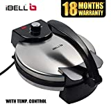 iBELL RM150 2000W Electric Non-Stick Chapathi/Roti Maker with Advanced Temperature Control (27cm Diameter)