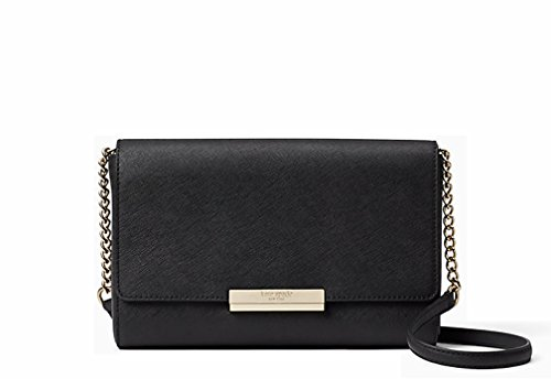 41VTe 4zV3L soft saffiano leather with matching trim capital kate jacquard lining. cross body bag with magnetic closure