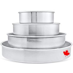 Crown Cake Pan Set