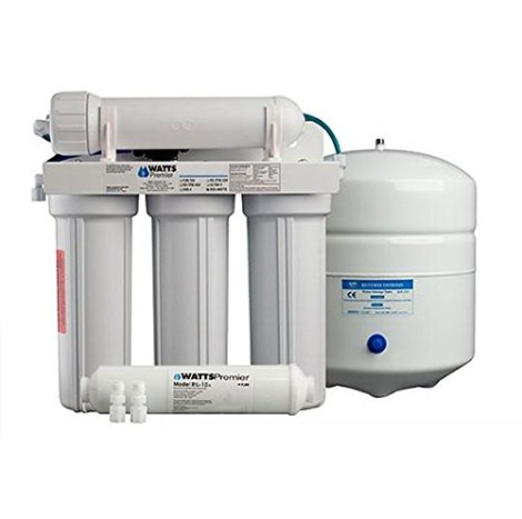 Watts 500032 5-Stage Reverse Osmosis System, 5SV Five Stage Reverse Osmosis System