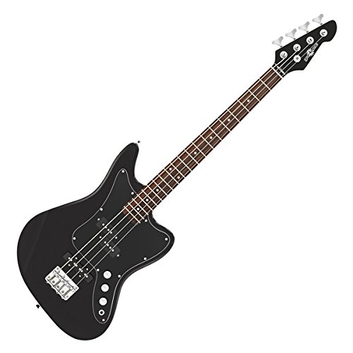Seattle-Short-Scale-Bass-Guitar-by-Gear4music-Black