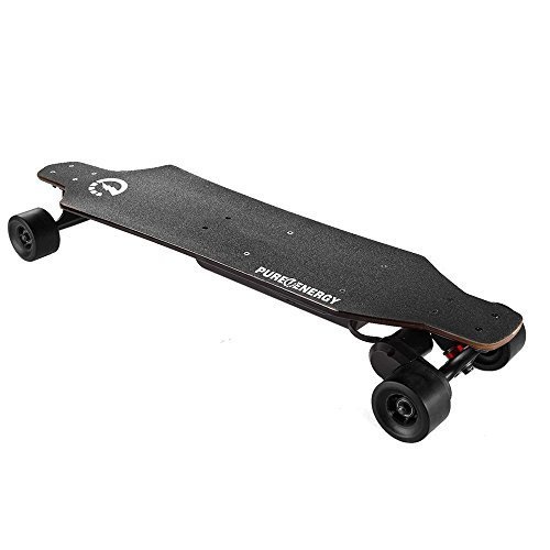 Pure Energy Electric Skateboard / Longboard. 21MPH, 18 Mile Range