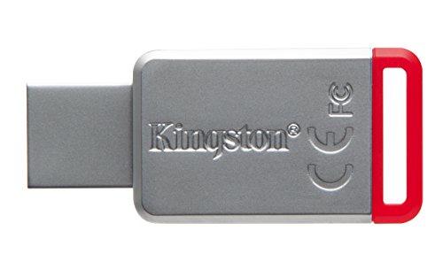 Kingston DataTraveler 50 32GB USB 3.0 Flash Drive (DT50/32GBIN), Grey 5