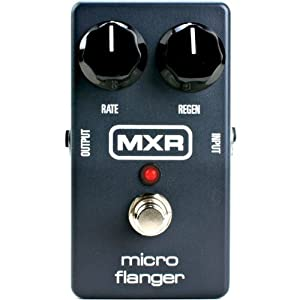 MXR MICRO FLANGER M-152