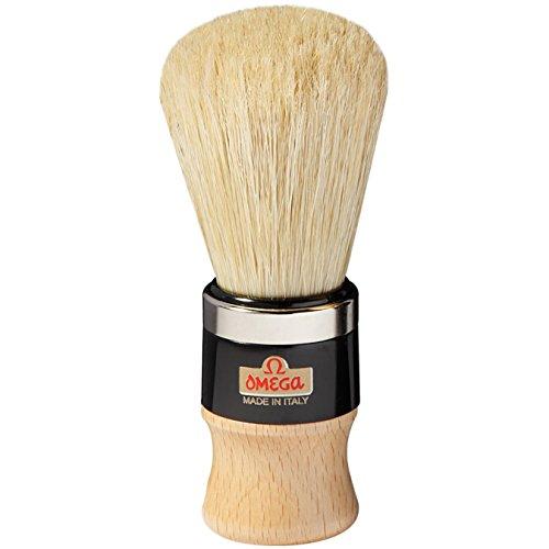 Omega Made In Italy Shaving Brush (20102) 5