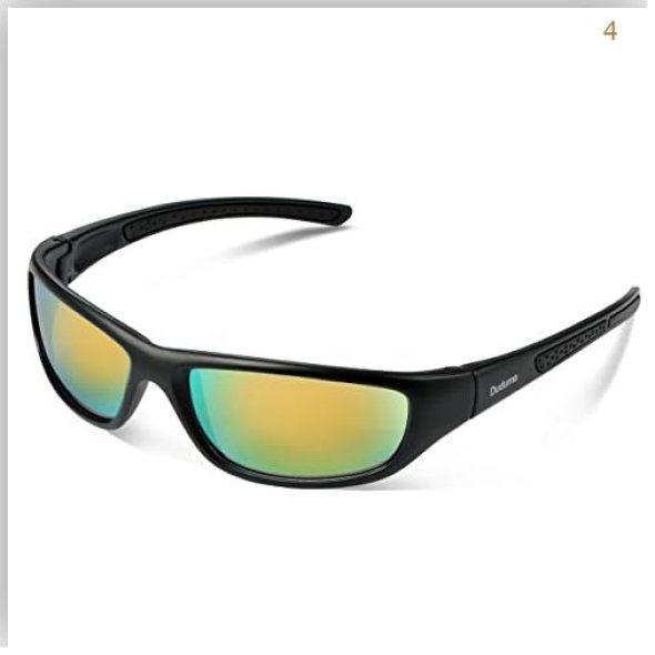 fed1ad99b0 Duduma Polarized Sunglasses Baseball Superlight