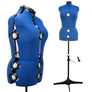 13 Dials Adjustable Dress Form