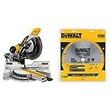 DEWALT Sliding Compound Miter Saw, 12-Inch (DWS779)