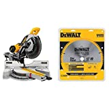 DEWALT Sliding Compound Miter Saw, 12-Inch (DWS779)