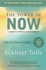 The Power of Now book by Eckhart Tolle