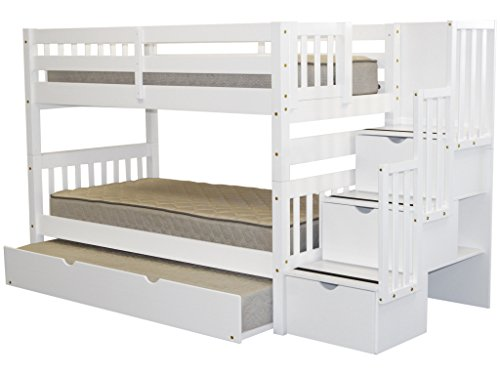Image Result For Bed Built Over Stair Box: Save Space & Increase The Fun