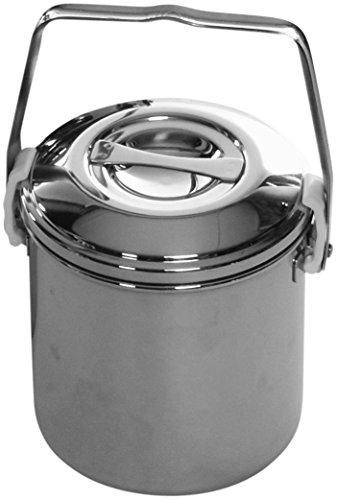 Zebra Loop Handle Pot Stainless Steel (12 cm)
