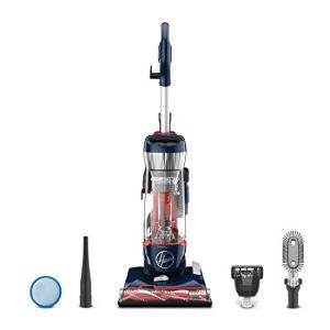 Hoover Max Life Pet Max Complete Bagless Upright Vacuum Cleaner, UH74110, Blue Pearl 2