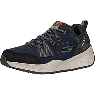 Skechers Men's Equalizer 4.0 Trail Oxford Road Running Shoes On Trail