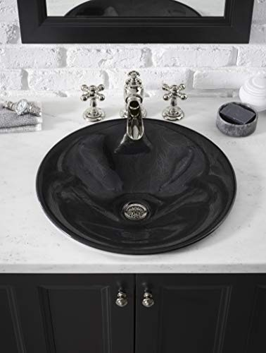 KOHLER-98068-3-SN-Artifacts-Bathroom-sink-handles-Vibrant-Polished-Nickel