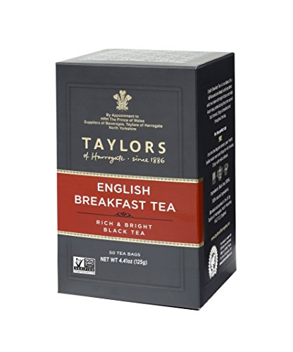Taylors of Harrogate English Breakfast Tea Bags