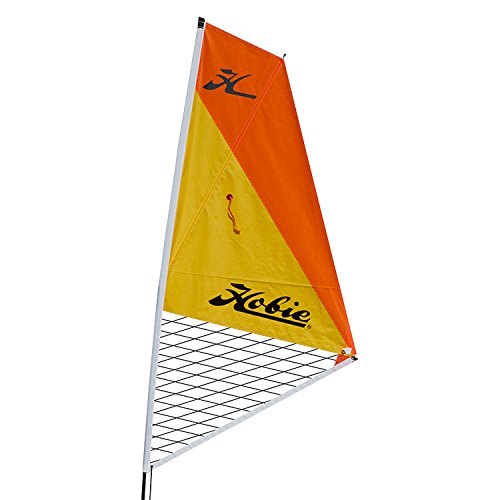 Hobie Mirage Kayak Sail Kit-Papaya/Orange
