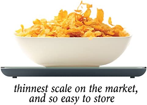 Mackie Food Scale, Digital Kitchen Scale Nutrition Portions Easy Automatic Calorie and Macro Nutrition Calculator an American Co.… 6
