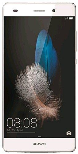 Huawei P8 Lite ALE-L21 16GB White, Dual Sim 5-Inch Unlocked Smartphone