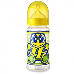 Valentino Rossi VR46 Moto GP Cartoon Baby Bottle Official 2017 b4849a99197