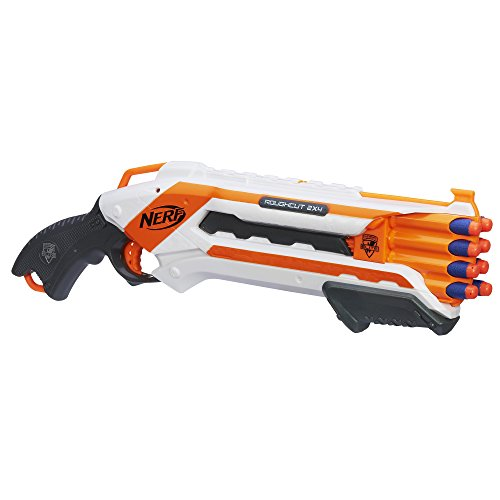 NERF N-Strike Elite Rough Cut 2X4 Blaster