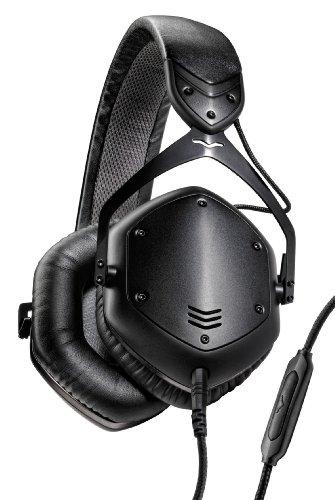 V-Moda XFL2V-U-MBLACK Aislamiento de sonido Over-ear Negro