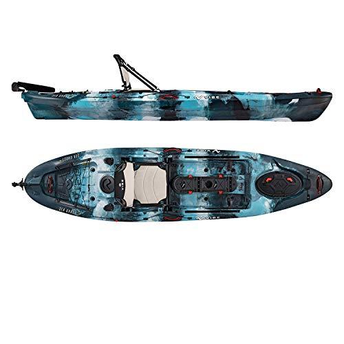 Vibe Kayaks Sea Ghost Sit on Top Fishing Kayak