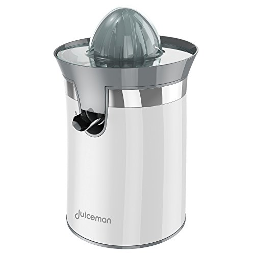 Juiceman JMB1000 Express Whole Juicer with 24oz. Portable Personal Blending Jars (2-Pack with Travel Lids)