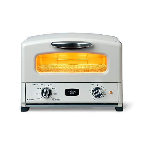 Sengoku-SET-G16AW-HeatMate-Toaster-Oven-120-volt-Eggshell-White