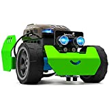 Robot Kit, Robobloq Q-Scout DIY Mechanical Building Robotic Coding Kit with Remote Control for Kids Teens, Educational STEM Toy for Programming and Learning How to Code (Basic Version, 65pcs)