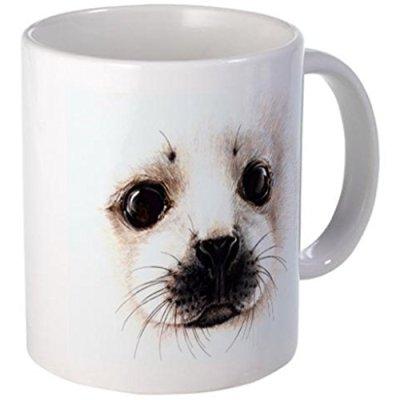 PG Ceramic Mug Coffee Classic White Coffee Mug STYLE17