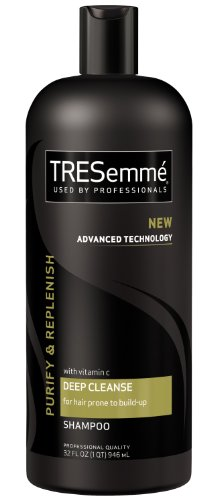 TRESemme Shampoo Deep Cleanse, Purify and Replenish, 32 Ounce