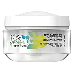 Olay Fresh Effects Dew Over Hydrating Gel Moisturizer