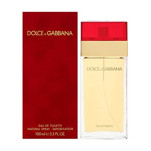Dolce & Gabbana By Dolce & Gabbana For Women. Eau De Toilette Spray 3.4 Ounces