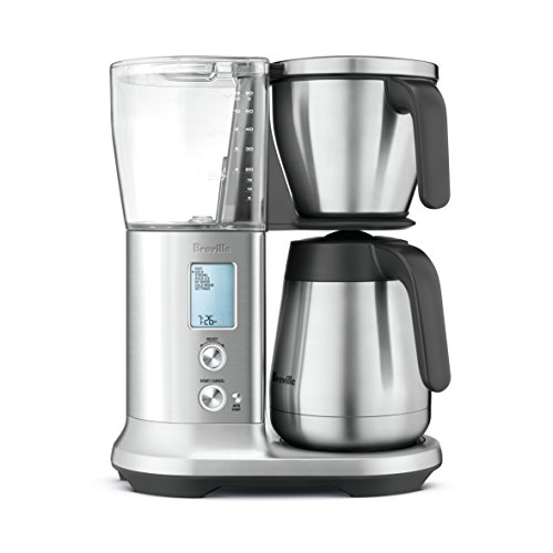 """Breville Precision Brewer Thermal Coffee Maker, Brushed Stainless Steel, 13.5"""" x 9"""" x 16"""" 1"""