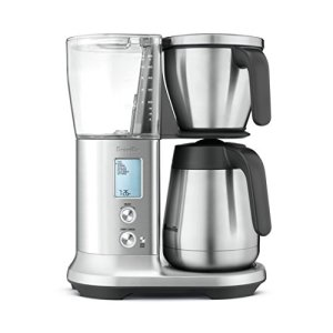 "Breville Precision Brewer Thermal Coffee Maker, Brushed Stainless Steel, 13.5"" x 9"" x 16"" 16"