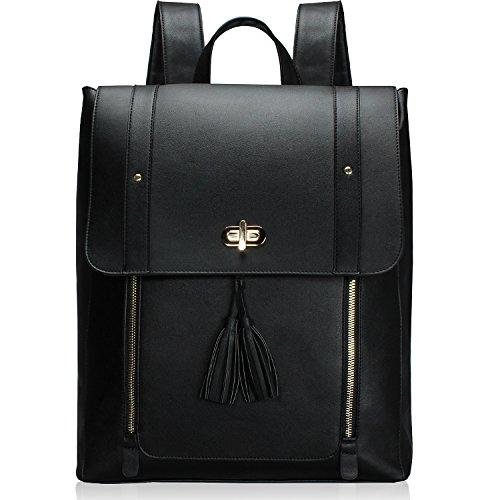 Estarer Upgraded Version Women PU Leather Backpack