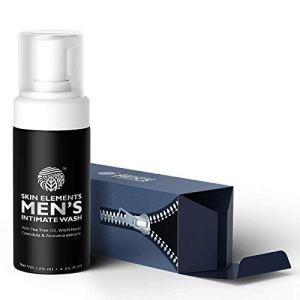 Skin Elements Men's Intimate Wash, Blue, 120 ml 22  Skin Elements Men's Intimate Wash, Blue, 120 ml 41XF WxMFnL