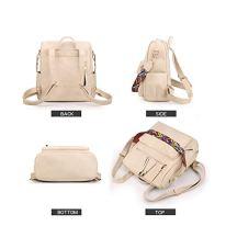 Womens-Fashion-Purse-Backpack-Multipurpose-Design-Handbags-and-Shoulder-Bag-PU-Leather-Travel-bag