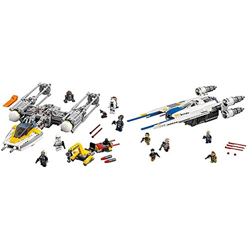Chic Lego Star Wars Y Wing Starfighter 75172 Star Wars Toy